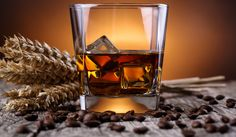 Bourbon in Coffee – The Flavor Combo You've Been Waiting For Bourbon Drinks, Bourbon Whiskey, Whiskey Room, Whiskey Girl, Whisky, Whiskey Quotes, Living Libations, Cocktail Glassware, Cozy Bar