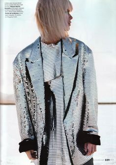 lelaid: Dewi Driegen in Everything is Illuminated for Elle, March 2009 Shot by Richard Bush Styled by Sarah Richardson