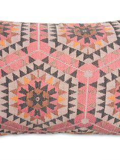 Rose Aztec Cushion