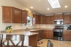 Gorgeous Manufactured Home in Resort-Like Senior Community Near The Ocean in Otay Mesa West. Manufactured Homes For Sale, Senior Communities, Mobile Homes For Sale, San Diego, Kitchen Cabinets, Ocean, Community, Home Decor, Decoration Home