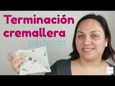Terminación perfecta para cremalleras - Chita Lou - Costura Creativa Lessons For Kids, Sewing For Kids, Diy And Crafts, Sewing Patterns, Patches, Youtube, Videos, Tips, Projects