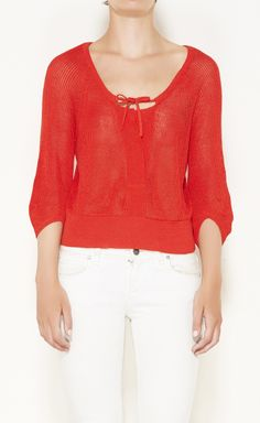 Theory Red Top
