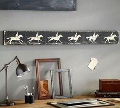 Horse Zoetrope Wall Art