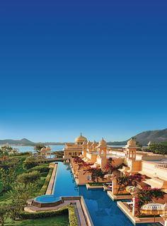 Udaipur | India | Oberoi Hotels and Resorts | luxury travel | exotic | Asia
