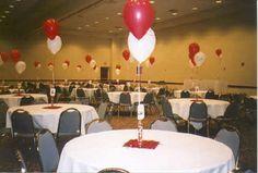 cheap table centerpieces for class reunion | 2005 Reunion Photos---Saturday Sept 24