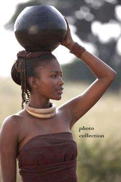Zulu women , South Africa , from Iryna