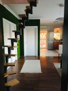 Egy különleges nappali felújítás műfűvel | lakásművészet Stairs, Diy, Home Decor, Stairway, Decoration Home, Bricolage, Room Decor, Staircases, Do It Yourself