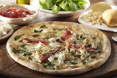 Food photographer in London Gideon Hart shoots Pizza.