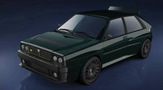 This Lancia Delta HF Integrale Evoluzione Is the Next Big Restomod Project Rc Chassis, Lancia Delta Integrale, Automobile, Display Block, Cool Cars, Bring It On, Racing, The Originals, World