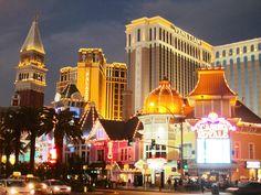 California Road Trip - Las Vegas
