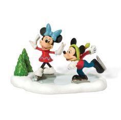 Department 56 Disney Village Accessory Figurine, Ice Skating Department 56 http://www.amazon.com/dp/B003MU96FK/ref=cm_sw_r_pi_dp_IdNEub1T89CK6