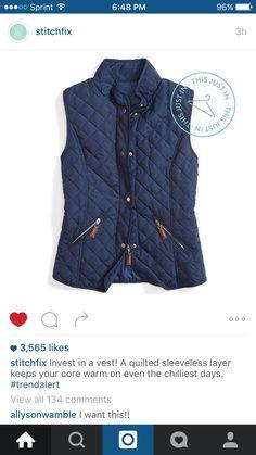 Ohhhhhh I LOVE this vest!!!! Pretty please!!