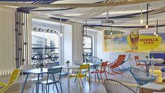 Rodilla-Lounge-Estrella-Damm-Puerta-del-Sol-Madrid-Teresa-Sapey http://patriciaalberca.blogspot.com.es/