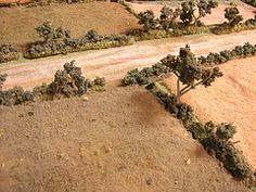 Mark Luther's Tutorial on how to set up a Wargame table