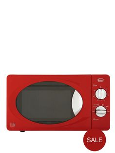 Swan Sm22017r 20l Manual Microwave Red Very Co Uk