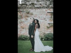 "{    JUSTIN ALEXANDER FOR A MODERN ROMANTIC COUNTRY HOUSE WEDDING    }  ""Joy, a Musician and Fashion and Lifestyle blogger (check out her fabulous Youtube channel including her super beautiful cover of Beyonce's 'All Night') married Eliot, a Systems Engineer, on 27th August last year at Holme Pierrepont Hall in Nottingham. This elegant wedding was captured by a photographer whose work I've fallen in love with through Instagram – she is Grace Elizabeth."""