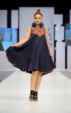 PFDC Sunsilk Fashion Week Day 1 Akif Mahmood Collection 18
