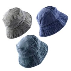dc0f093c71b Unisex Distressed Cotton Bucket Hat Fisherman Flat Cap Outdoor Hunting  Hiking  fashion  clothing  shoes  accessories  womensaccessories  hats  (ebay link)