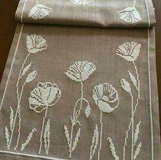 Cross Stitch Designs, Cross Stitch Patterns, Knitting Patterns, Cross Stitch Flowers, Cross Stitch Embroidery, Needlepoint, Sewing, Towels, Crafts