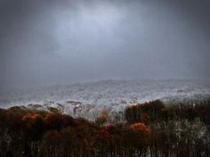 East River Mountain Bluefield WV - By Paul Putrid