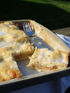 Smitten Kitchen's Apple Slab Pie
