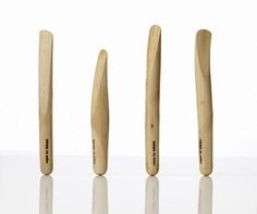 @Michael Riha Koray Ozgen for ODUN | Toolives Collection (kitchen implements made from olive branches)