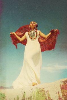 Anton Ismael - Fashion Photography - Frida Kahlo Bazaar - Photo 8