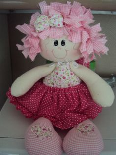 Boneca Leticia 35cm