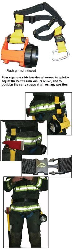 Fire Hooks Unlimited: Fidney Tool Belt