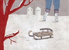 Ilustración by Nuria Diaz