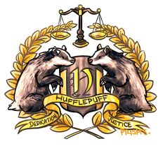 prism's art blog — hogwarts house crests! (available asstickers and...