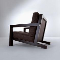 Poltrona BD 21 - Bartoli Design | Laura Meroni