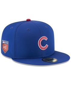f95917625f2 New Era Chicago Cubs Spring Training Pro Light 59Fifty Fitted Cap - Blue 7  1