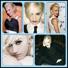 """""""I want to be a guy, but I want to wear a lot of makeup."""" -Gwen Stefani"""