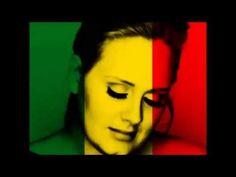 Adele Reggae Mix - YouTube