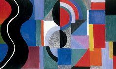 Syncopated Rythmn (1967) Sonia Delaunay