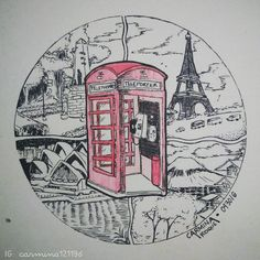 Telephone booth or Teleporter? Telephone Booth, Sci Fi, Instagram Posts, Art, Art Background, Science Fiction, Kunst, Performing Arts, Art Education Resources