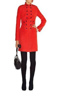 Love this coat.  Karen Millen