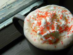 Fall warm drink recipes.