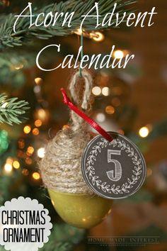 Advent calendars are