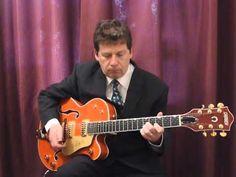 Chet Atkins' Trambone (cover by Matt Cowe) - YouTube