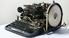 Hitler's code - Lorenz machine. or the famous ENIGMA