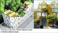Les logements sociaux de demain : immeubles sur pilotis, appartements avec terrasses... et cabanes en bois - Capital.fr