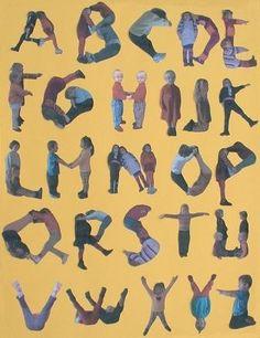 Corps alphabet