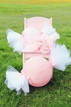 13 ideas de decoración con globos para baby shower - Baby Shower Perfecto
