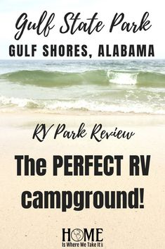 Gulf State Park in Gulf Shores, Alabama is a GREAT place to RV camp! It has TONS of amenities and LOTS of nearby activities. The whole family will LOVE it and enjoy the sugar-white beaches in Gulf Shores! Camping With Kids, Family Camping, Tent Camping, Camping Gear, Outdoor Camping, Camping Outfits, Glamping, Backpack Camping, Backpacking Gear