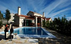 Classy Villa with Pool in the Heart of Island Brac - villascroatia.net