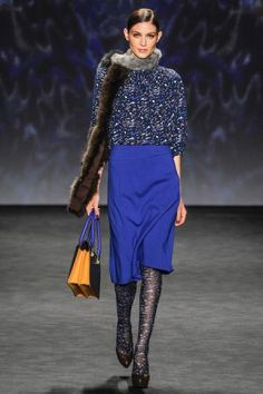 Vivienne Tam Fall 2014 RTW Collection