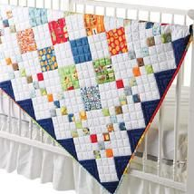diamond nine patch quilt pattern three sizes