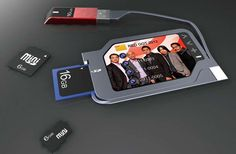 The USB2USB Lets You Share Media Between Drives Without a Computer #gadgets #techgadgets